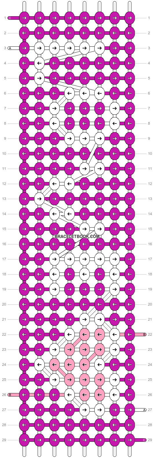 Alpha pattern #31178 variation #20111 pattern