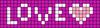 Alpha pattern #31178 variation #20111