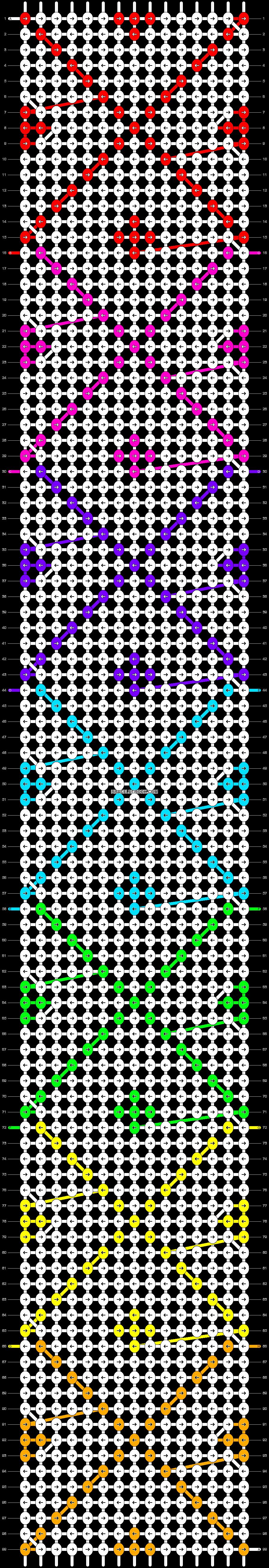 Alpha pattern #31216 variation #20172 pattern
