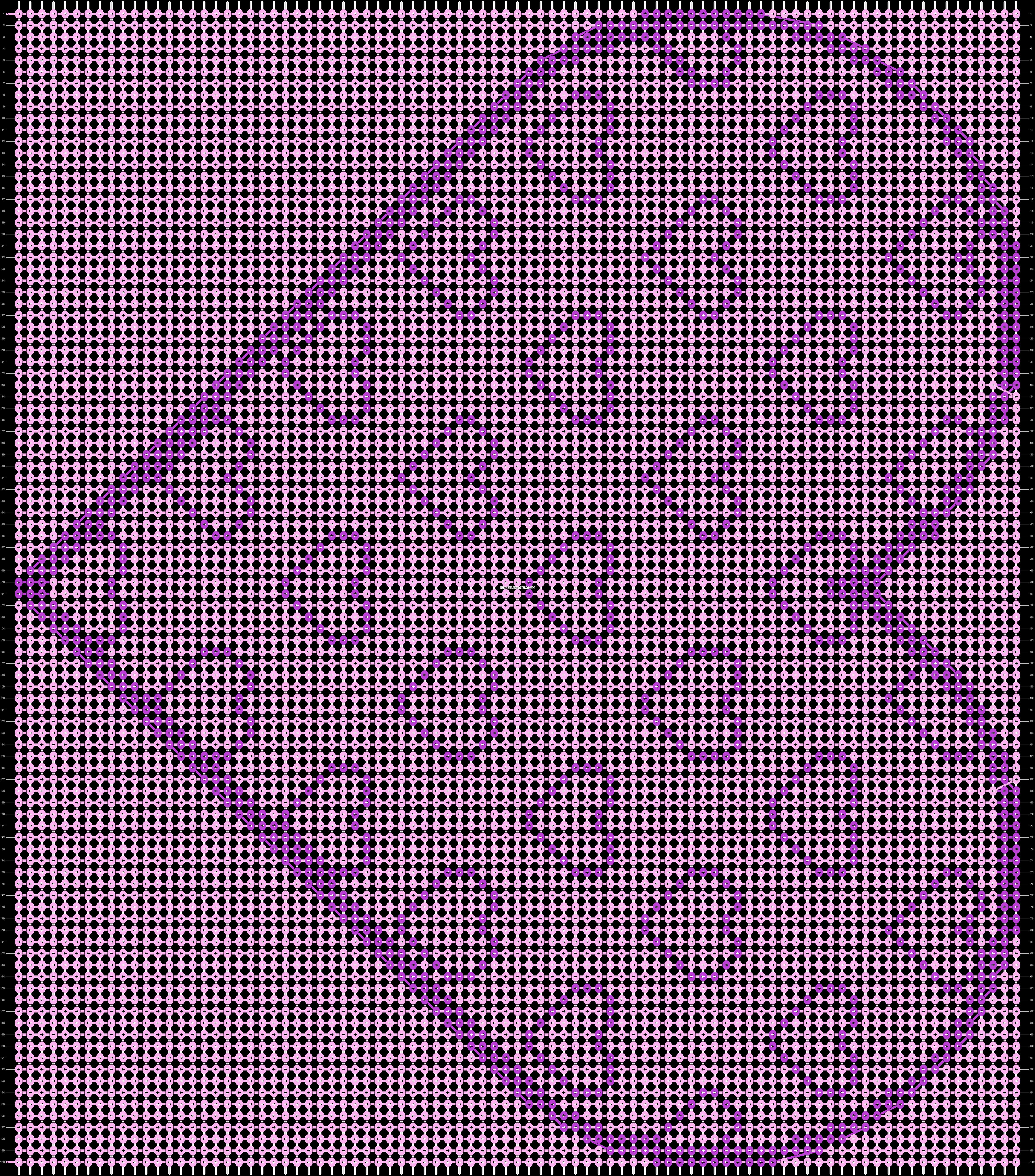 Alpha pattern #14171 variation #20194 pattern