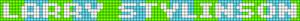 Alpha pattern #30740 variation #20224