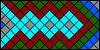 Normal pattern #17657 variation #20282