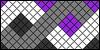 Normal pattern #844 variation #20301