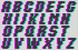 Alpha pattern #26781 variation #20346