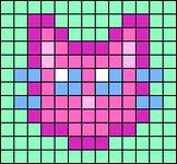 Alpha pattern #30540 variation #20369