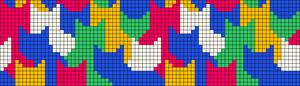 Alpha pattern #24045 variation #20407