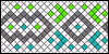 Normal pattern #31357 variation #20537