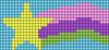 Alpha pattern #18687 variation #20568