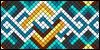 Normal pattern #23666 variation #20570