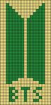 Alpha pattern #30548 variation #20609