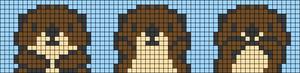 Alpha pattern #25211 variation #20695