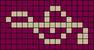 Alpha pattern #19169 variation #20796