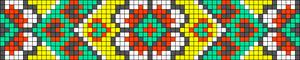 Alpha pattern #24902 variation #20804