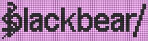 Alpha pattern #31166 variation #20871