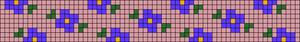 Alpha pattern #26251 variation #20973