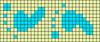 Alpha pattern #904 variation #21151