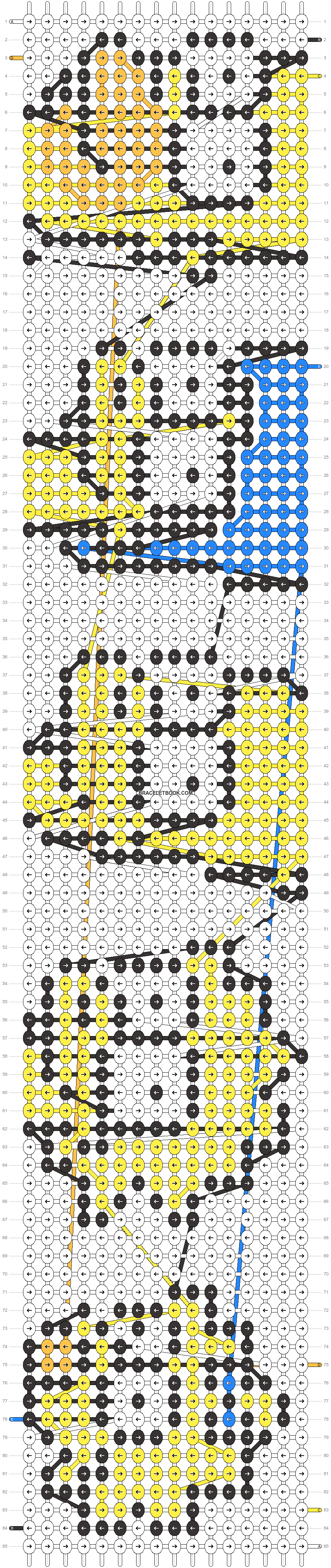 Alpha pattern #25715 variation #21208 pattern