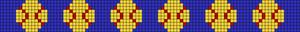 Alpha pattern #5766 variation #21233