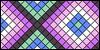 Normal pattern #10987 variation #21235
