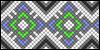 Normal pattern #20186 variation #21397