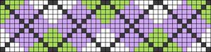Alpha pattern #30340 variation #21407