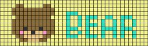 Alpha pattern #31575 variation #21429