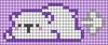 Alpha pattern #28624 variation #21485