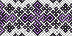 Normal pattern #4505 variation #21539