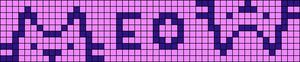 Alpha pattern #29169 variation #21624