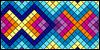Normal pattern #26211 variation #21754