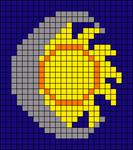 Alpha pattern #32254 variation #21784