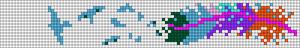 Alpha pattern #20268 variation #21788
