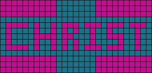 Alpha pattern #13265 variation #21867