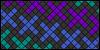 Normal pattern #10848 variation #21984