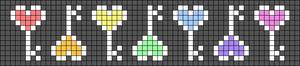 Alpha pattern #30352 variation #22004
