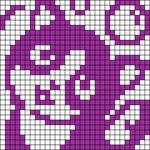 Alpha pattern #1029 variation #22103