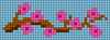 Alpha pattern #26941 variation #22125