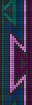 Alpha pattern #32571 variation #22203