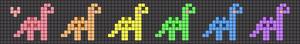 Alpha pattern #21971 variation #22577