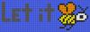 Alpha pattern #32832 variation #22591