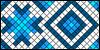 Normal pattern #32407 variation #22619