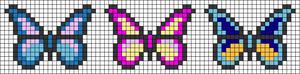 Alpha pattern #23134 variation #22692