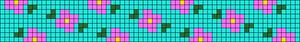 Alpha pattern #26251 variation #22856