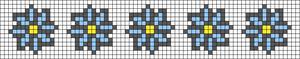 Alpha pattern #20562 variation #22881