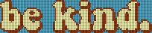 Alpha pattern #31422 variation #22990