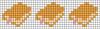Alpha pattern #26853 variation #23062