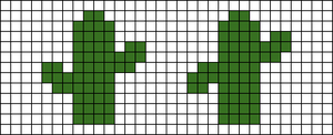 Alpha pattern #21182 variation #23205