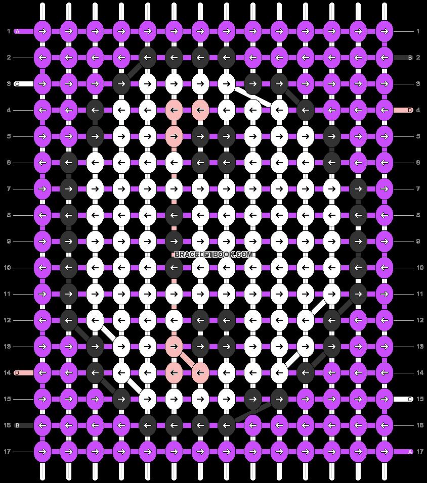 Alpha pattern #32682 variation #23247 pattern