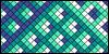 Normal pattern #23555 variation #23252