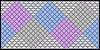 Normal pattern #16490 variation #23255